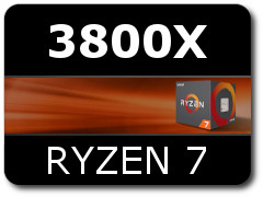 UserBenchmark: AMD Ryzen 7 3800X vs Intel Core i9-9900K