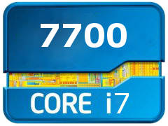 UserBenchmark: Intel Core i7-7700 BX80677I77700