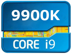 UserBenchmark: Intel Core i9-9900K BX80684I99900K