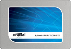 UserBenchmark: Crucial BX300 120GB CT120BX300SSD1